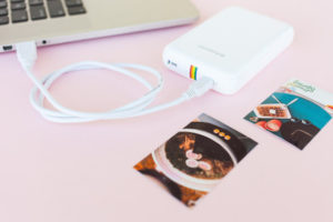 Qualité d'impression Polaroid Zip