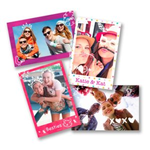 Personnalisation photo application mobile HP Sprocket Plus
