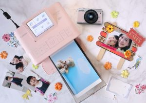 Sublimation Canon Selphy cp1300