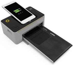 Chargement smartphone kodak photo printer dock