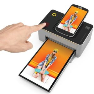 Impression kodak photo printer dock