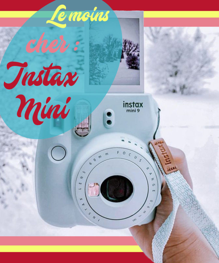 Widget Fujifilm Instax mini 9