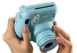 Mode selfie Instax Mini 11